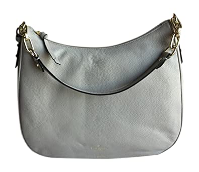 fec9a9a64325 Amazon.com  Kate Spade New York Mulberry Street Maude Pebbled Leather  Shoulder Bag  Shoes
