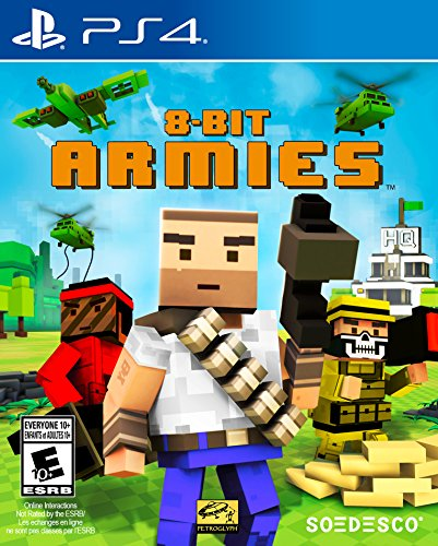 8-Bit Armies: Standard Edition - PlayStation 4