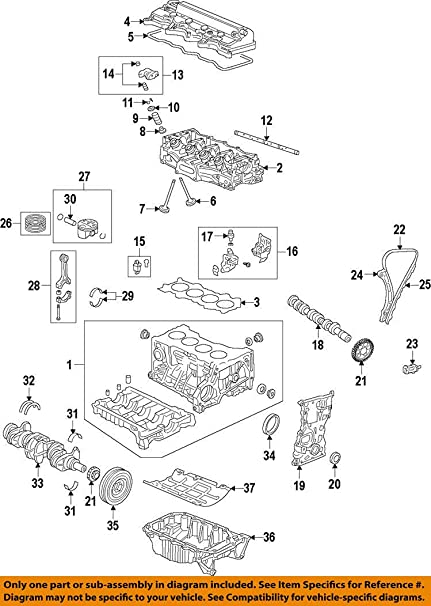 Incredible Amazon Com Genuine Honda 14110 R1A A00 Camshaft Automotive Wiring Database Gramgelartorg