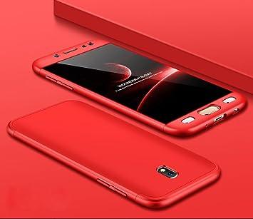 coque samsung j7 2017 rouge