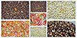 Leeve Dry Fruits All In One Chocolate Assortment -Each Packet Of 100Gms- 400Gms
