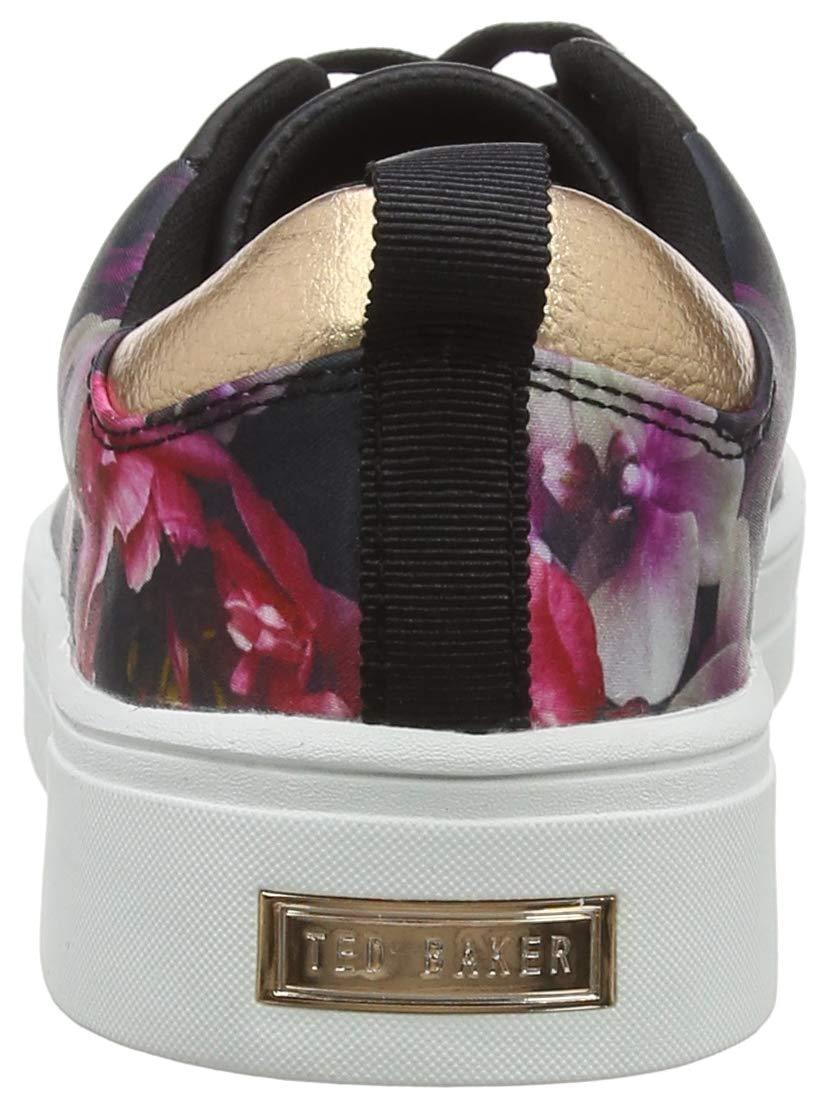 Ted Baker Damen Damen Damen Jymina Sneaker Schwarz (Splendour schwarz Spl Blk) ddd30c