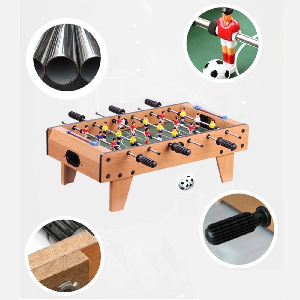 shengshiyujia Mesa de futbolín de Mesa, Mini Mesa portátil de ...