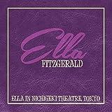 Ella In Nichigeki Theatre, Tokio by Ella Fitzgerald