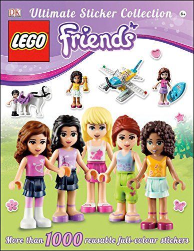 Earth Friends Doll - Ultimate Sticker Collection: LEGO Friends (Ultimate Sticker Collections)