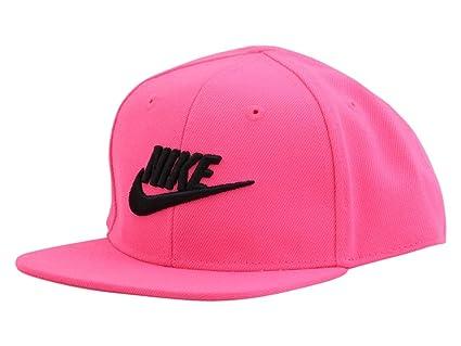 41784b4f0a0 Amazon.com  NIKE Infant Toddler Girl s Snapback Baseball Cap Hat  Sports    Outdoors