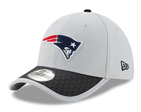 9ad827dc8f03d9 ... denmark new england patriots new era nfl 39thirty 2017 sideline gray flex  fit hat b7663 50d78