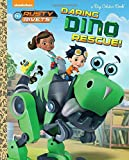 img - for Daring Dino Rescue! (Rusty Rivets) (Big Golden Book) book / textbook / text book