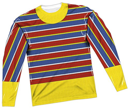 Ernie Costume -- Sesame Street All-Over Long-Sleeve