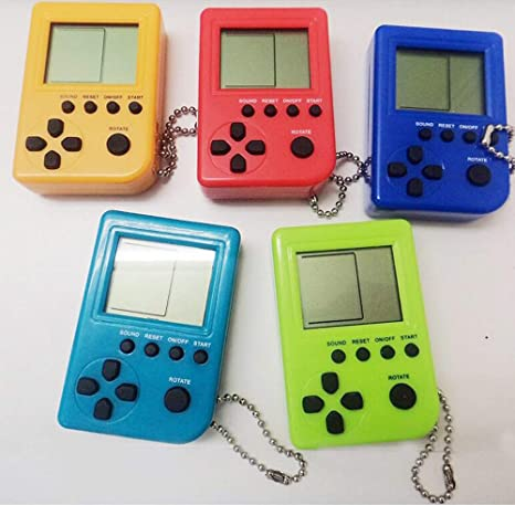 TINGYIN Mini Game Console Game Player, Consola portátil ...
