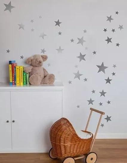 adesivi muro camera da letto bambini  Walldesticker - Adesivi murali assortiti, per cameretta dei bambini ...