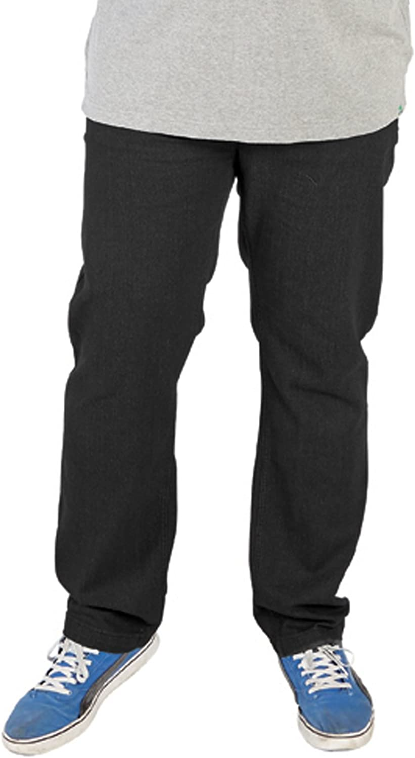 Rockford New Mens Stretch Jeans Comfort Fit Big /& Tall King Large Size Black Blue
