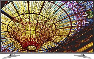 """LG - 50"""" Class (49.5"""" Diag.) - LED - 2160p - Smart - 4K Ultra HD TV - Black"""