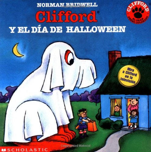 Books : Clifford y el Dia de Halloween  (Spanish Edition)