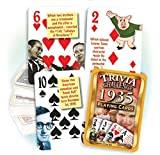 Best Playing Cards In The Worlds - 1935 Trivia Playing Cards 82nd Birthday or 82nd Review