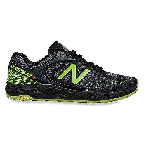 Men's Shoe Trail Running blacktoxic Green Leadville New Balance V3 08wkOPnX