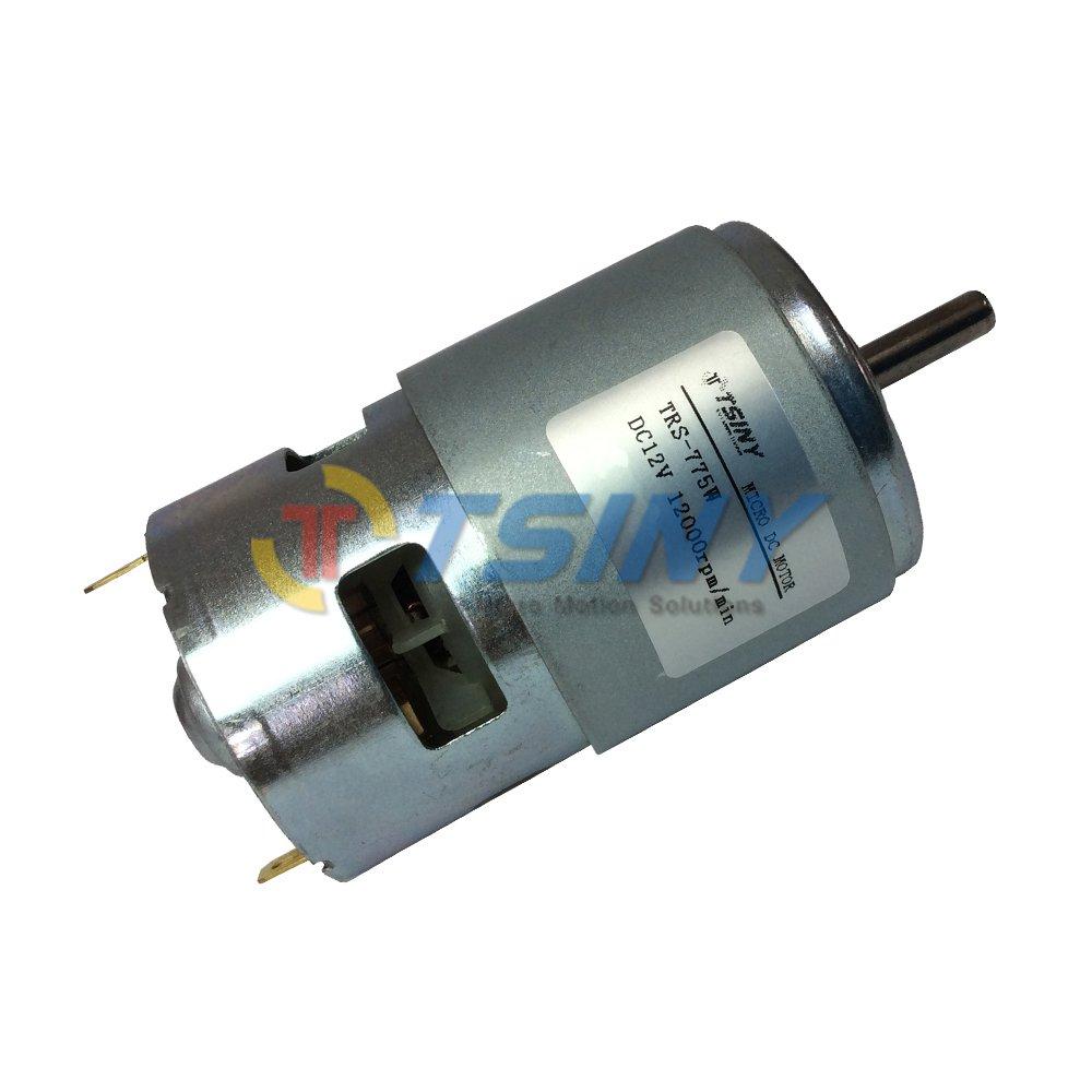 High Torque Permanent Magnet Dc 12v Speed 12000 Rpm Brush Small Motor Wiring Diagram