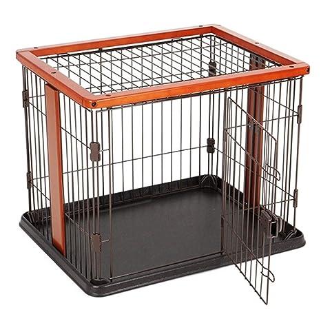 Cerca del perrito Gato jaula para perros jaula para mascotas ...