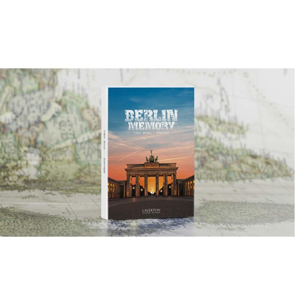 Amazon.com: 30 pcs retro mundo Scenic tarjetas postales ...