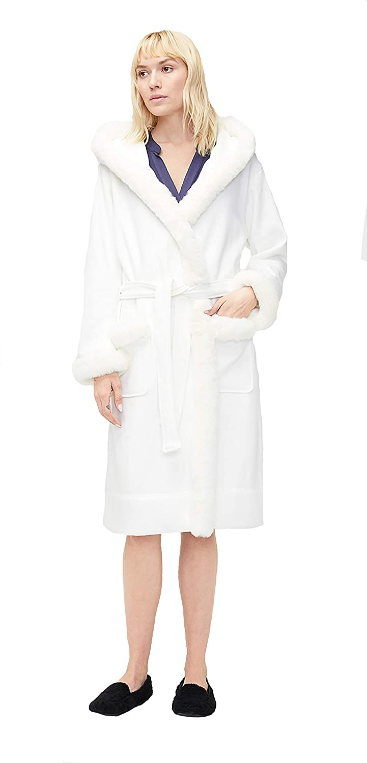 UGG Womens Duffield Deluxe II Robe at Amazon Women s Clothing store  2fbf309ec