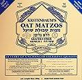 Rabbi Kestenbaum Machine Made Gluten Free Shemura Oat Matzos, 1 Pound by Gluten Free Palace