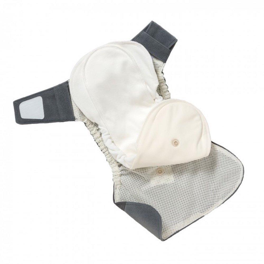 GroVia Reusable Hybrid Baby Cloth Diaper Hook /& Loop Shell