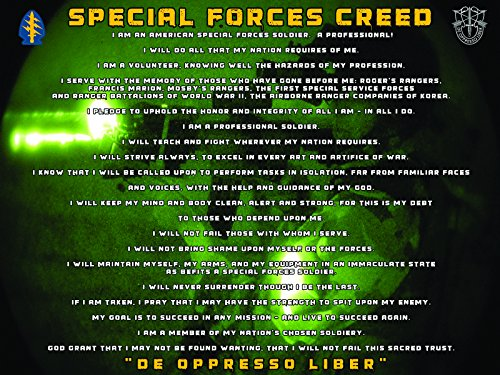 poster us army special forces