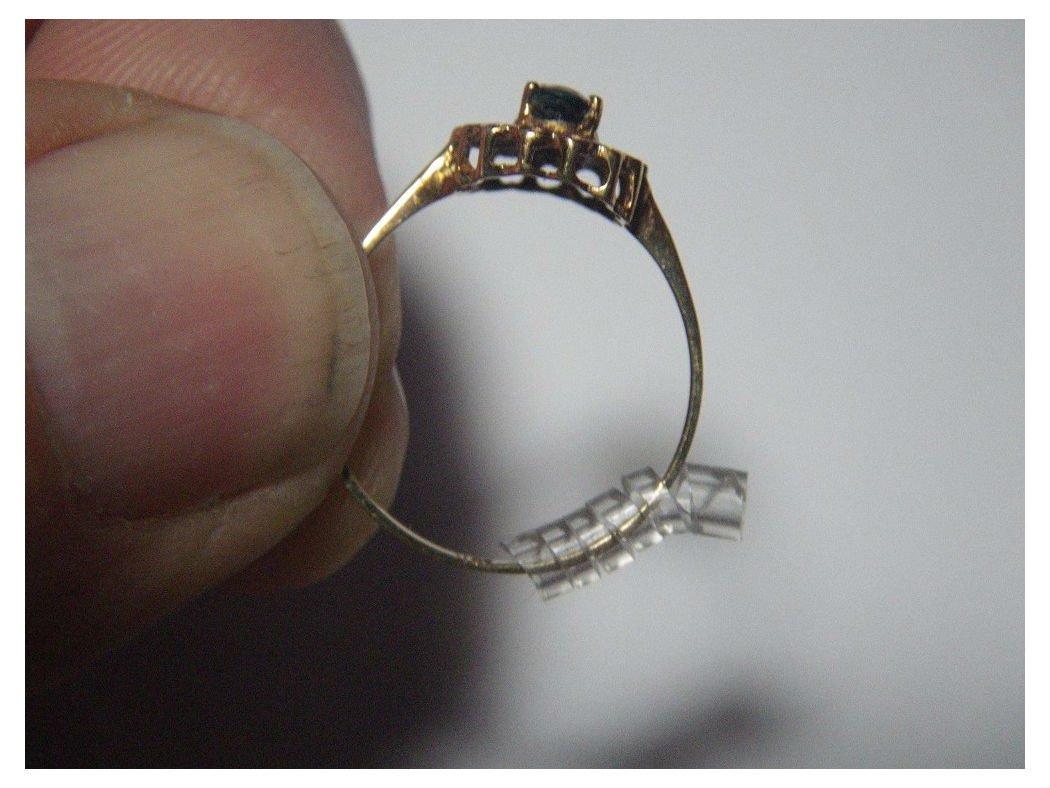 Amazoncom RinGuard Ring Size Adjuster Set of 3 Sizes Arts