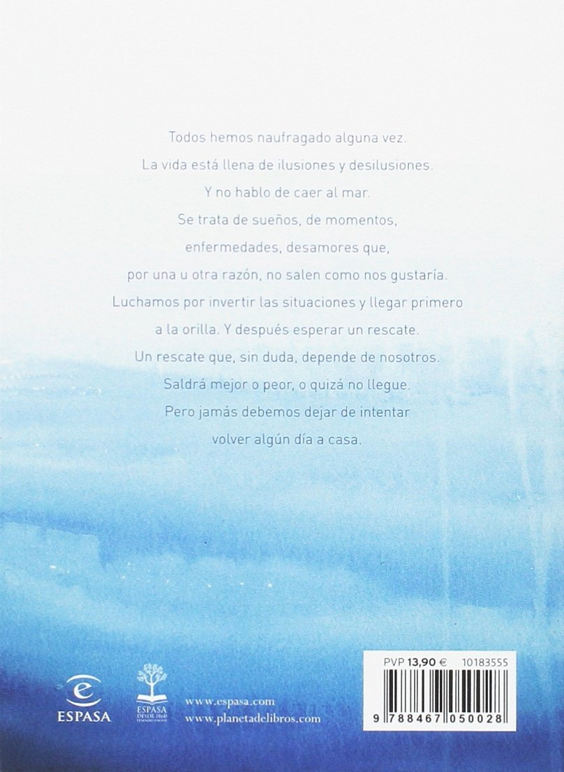 Historias de un náufrago hipocondríaco ESPASAesPOESÍA: Amazon.es: Defreds -  Jose Á. Gómez Iglesias: Libros