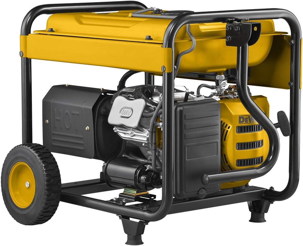 Amazon.com: DEWALT DXGNR5700 Generador portátil de arranque ...