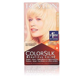 Cabello color rubio natural