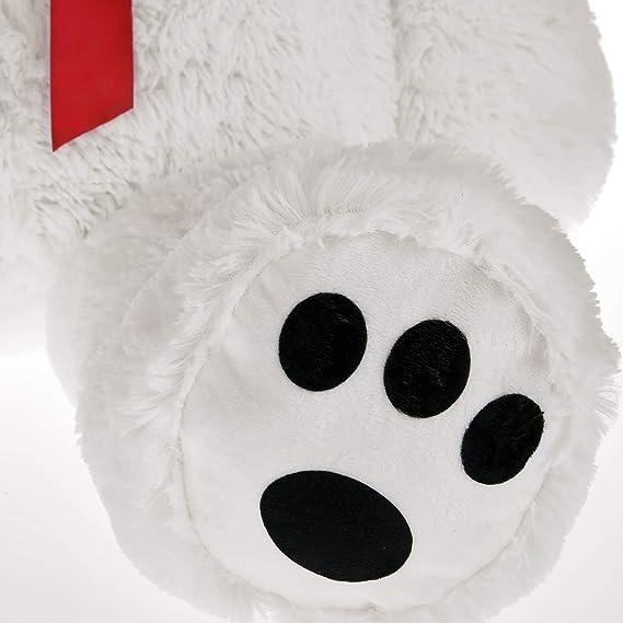 Oso de peluche gigante L 50cm Suave, sedoso y mullido - Fabricación de alta calidad - diseño y colores realistas: Amazon.es: Hogar