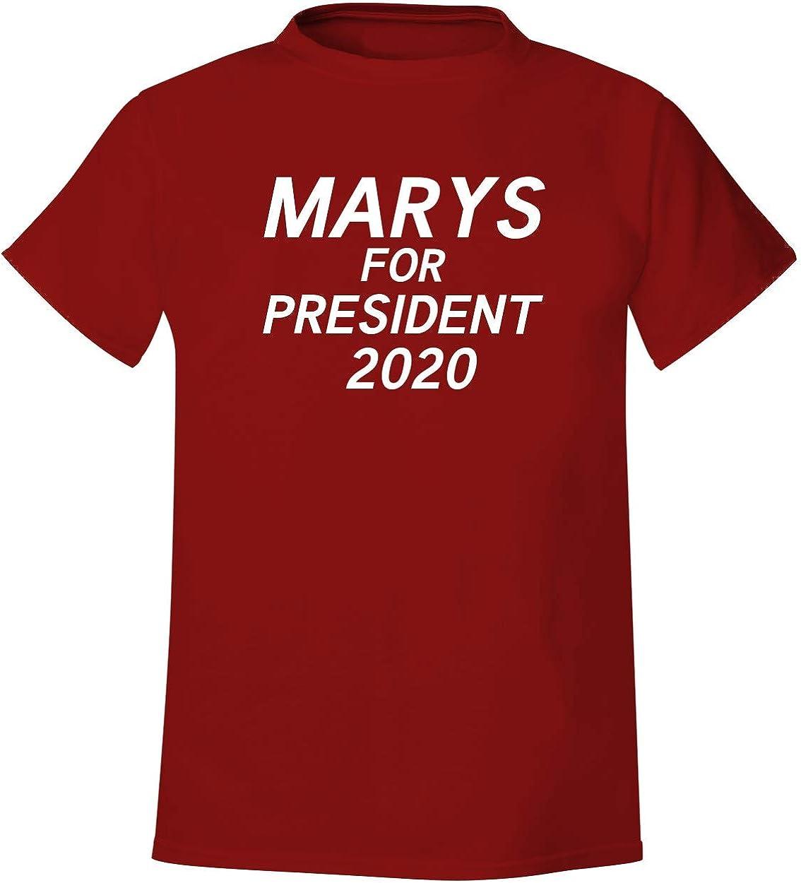 Marys For President 2020 - Men's Soft & Comfortable T-Shirt