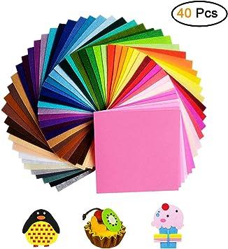 Bastelfilz 20x30 cm 1mm oder 2mm Stärke Farben zur Wahl 20 versch