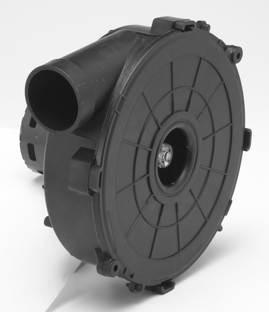 Fasco A211 3.3'' Frame Shaded Pole OEM Replacement Specific Purpose Blower with Ball Bearing, 1/15HP, 3400rpm, 115V, 60Hz, 2.35 amps