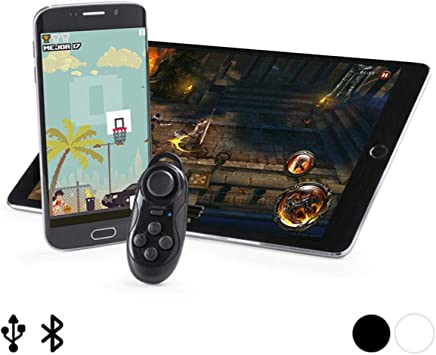 BigBuy Tech S1409439 Gamepad Bluetooth para Smartphone USB: Amazon ...