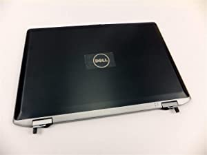 Dell Latitude E6520 Touch Screen LCD Back Cover Lid Assembly with Hinges - PJ8CH