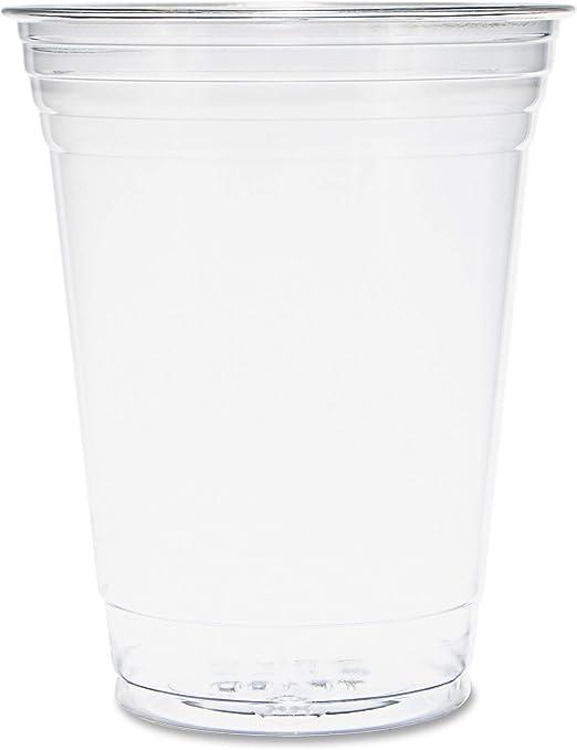 Amazon Com Dart Tp16d 16 Oz Ultra Clear Pet Plastic Cup Case Of 1000 Industrial Scientific