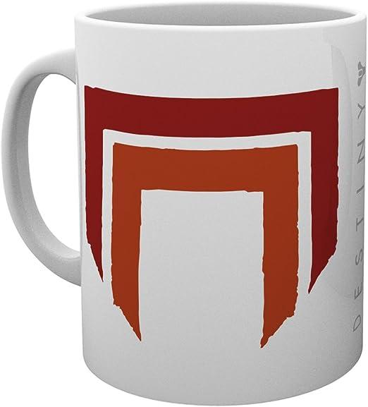 Amazon.com: GB eye LTD Destiny 2 Red Legion - Taza (cerámica ...