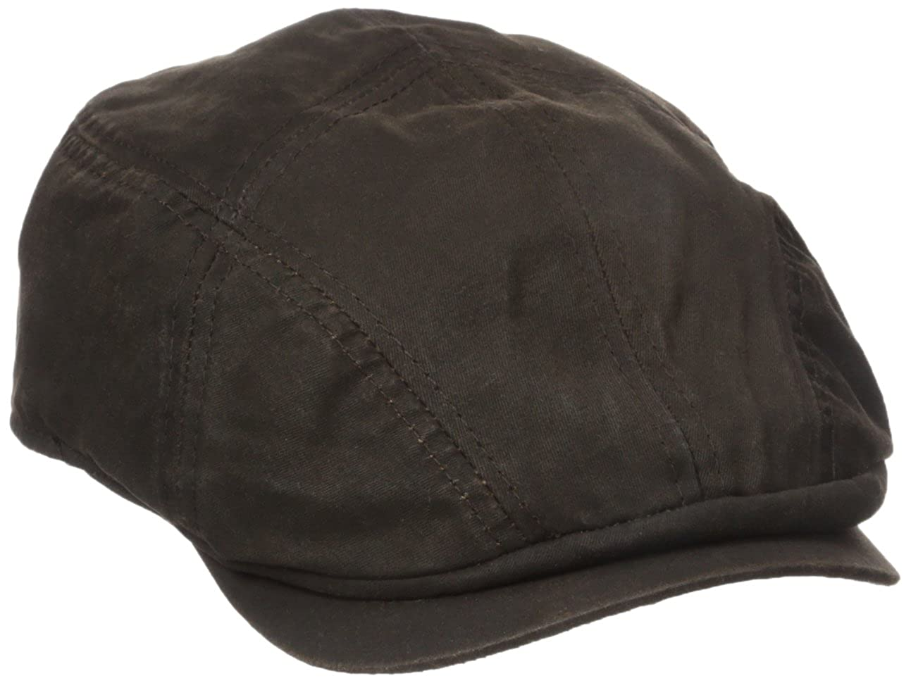 Stetson Mens Weathered Cotton Ivy Cap STC138