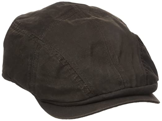 Stetson Men s Weathered Cotton Ivy Cap at Amazon Men s Clothing store  b13695a591e