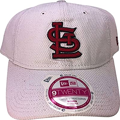 New Era St. Louis Cardinals 9TWENTY Womens Adjustable Hat by NEW ERA