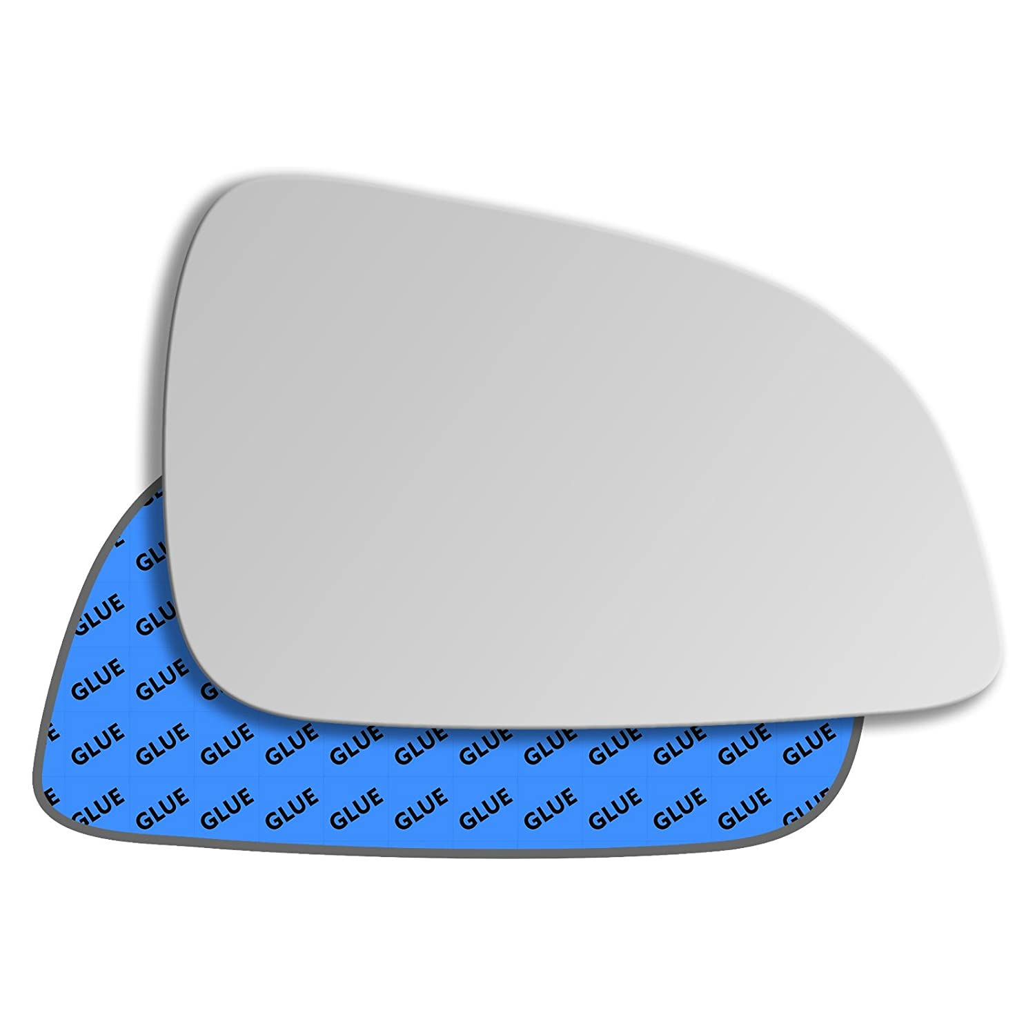 Hightecpl 395RS Right Driver Side Convex Door Wing Mirror Glass Channel Autoparts Limited