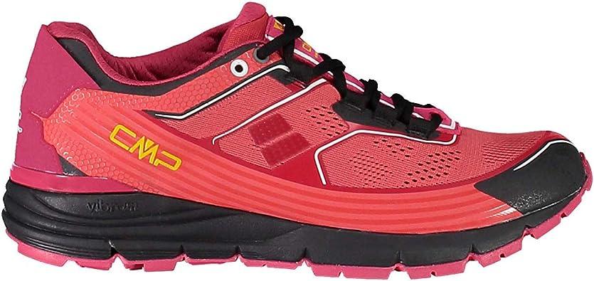CMP Zapatillas Deportivas Correr Kursa Wmn Trail Zapatillas WP Naranja Impermeable: Amazon.es: Zapatos y complementos
