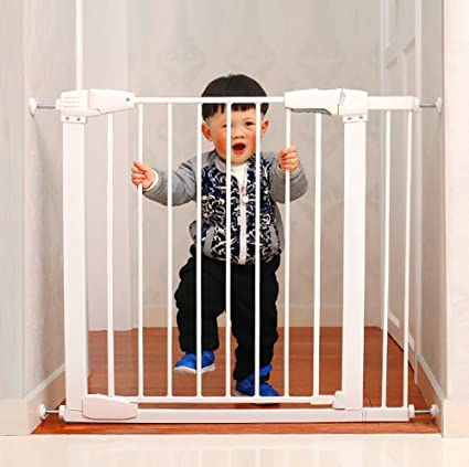Amazon Com 1m Heightened Baby Safety Door Tall Baby Gates Baby Gate