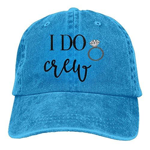 Hainingshihongyu I Do Crew Baseball Caps Adult Sport Cowboy Trucker Hats Adjustable - Near Kansas Malls City