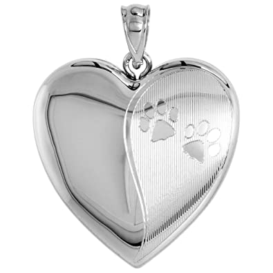 keep shop lockets impressions hand print locket paw jewellery or foot flower to