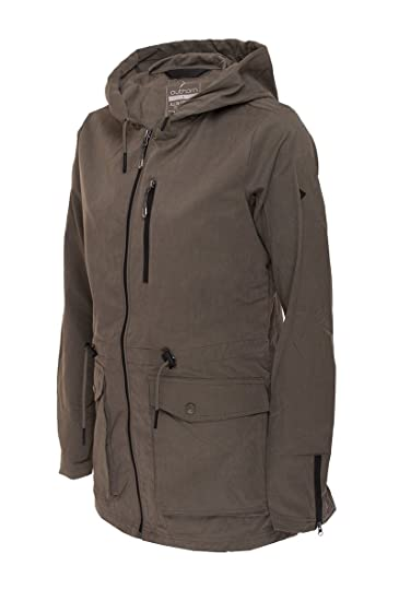 size 40 54a6c b543c OUTHORN Moderne Übergangsjacke Parka Damenjacke MUST HAVE ...