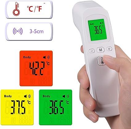 Digitale Temperatura Termometro A Infrarossi Senza Contatto per Cucina