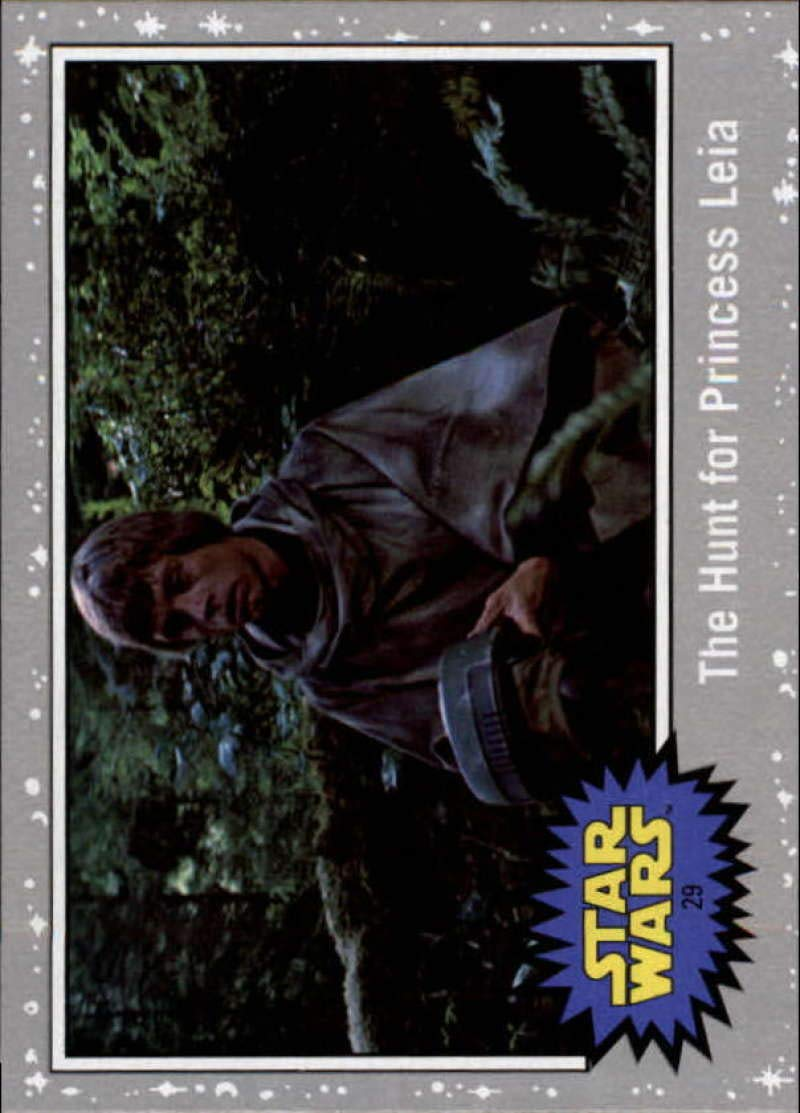 TOPPS STAR WARS JOURNEY TO THE RISE OF SKYWALKER SILVER CARDS